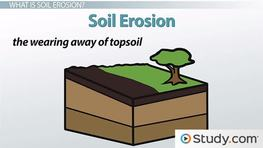 What is Soil Erosion? - Definition and Causes