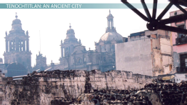 Tenochtitlan: Definition & Facts