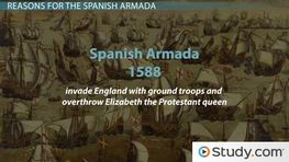 The 80 Years War and the Spanish Armada