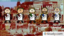 The Five Good Emperors of Rome & the Nervan-Antonine Dynasty