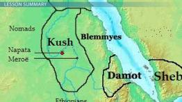 The Kush & Axum Civilizations on the Swahili Coast: Development & Interactions