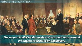 The Virginia Plan: Description & Facts