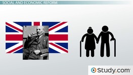 Post-war Great Britain: Reforms, Industry & Economy