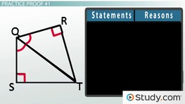 The HA (Hypotenuse Angle) Theorem: Proof, Explanation, & Examples
