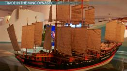 Trade & Maritime Expeditions in the Mongol Ascendancy & Ming Dynasty