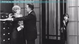 Types of Workplace Harassment: Verbal, Nonverbal, Physical & Visual