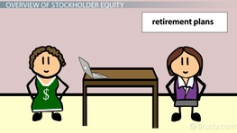 Stockholder's Equity: Definition & Formula