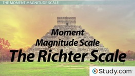 Using the Richter Scale to Measure Earthquakes