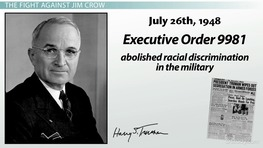 What Are Jim Crow Laws? - Definition, Examples & History
