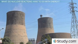 What is Nuclear Energy? - Definition & Examples