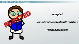 What is Peer Review in Science? - Definition, Process & Examples