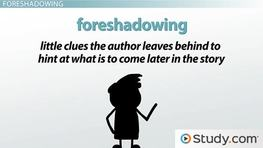 What is Prose? - Finding Meaning in Foreshadowing & Character