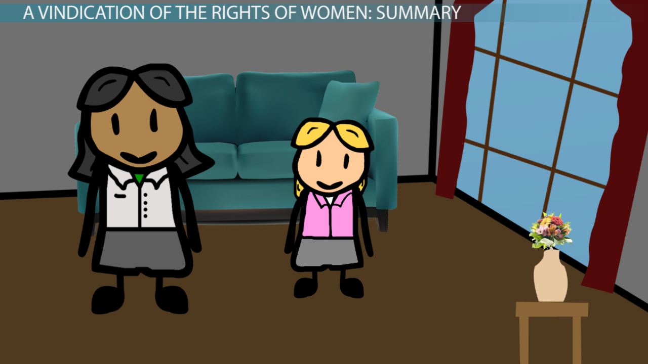 a vindication of the rights of women by mary wollstonecraft a vindication of the rights of women by mary wollstonecraft summary analysis video lesson transcript com