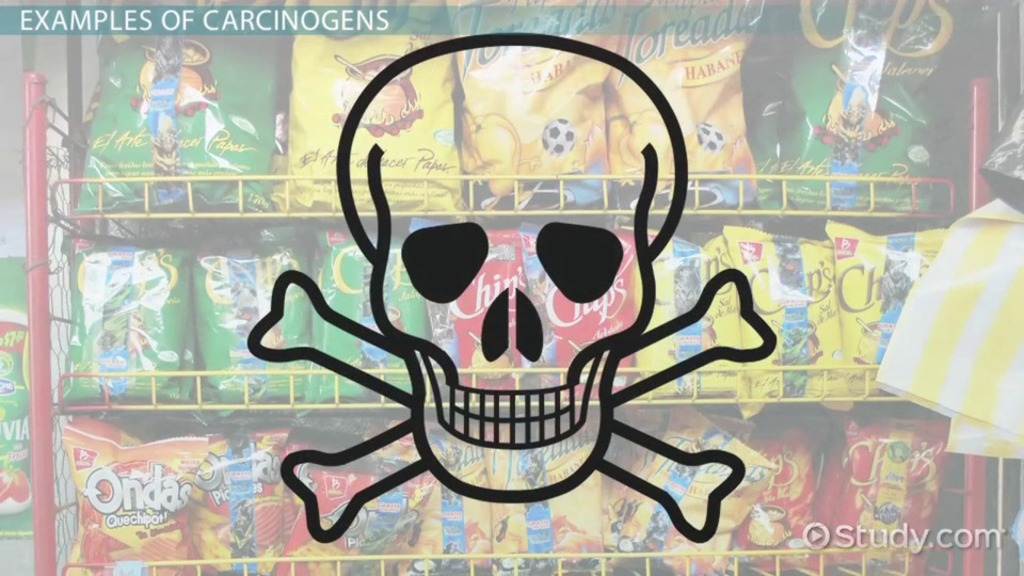 what is a carcinogen  - definition  u0026 examples