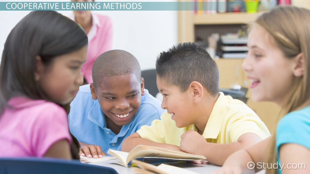 Collaborative Teaching Define ~ What is cooperative learning definition methods