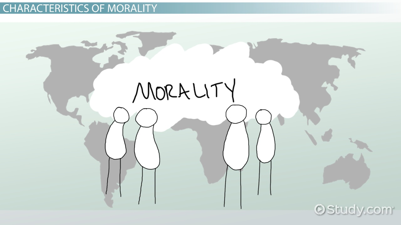 what is morality definition principles examples video what is morality definition characteristics