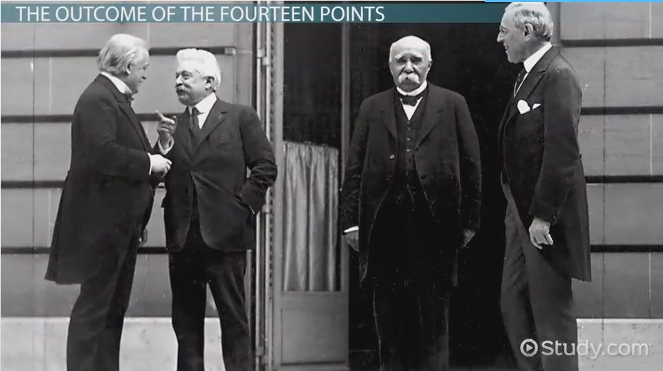 fourteen points by woodrow wilson essay Woodrow wilson and wwi essays  treaty of versailles and president woodrow wilson essay  the fourteen points was a statement given on january 8, .