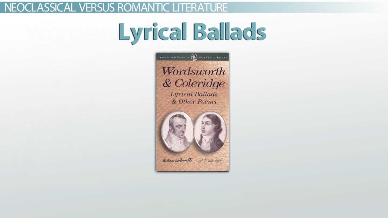 wordsworth u0026 39 s lyrical ballads  summary  u0026 analysis