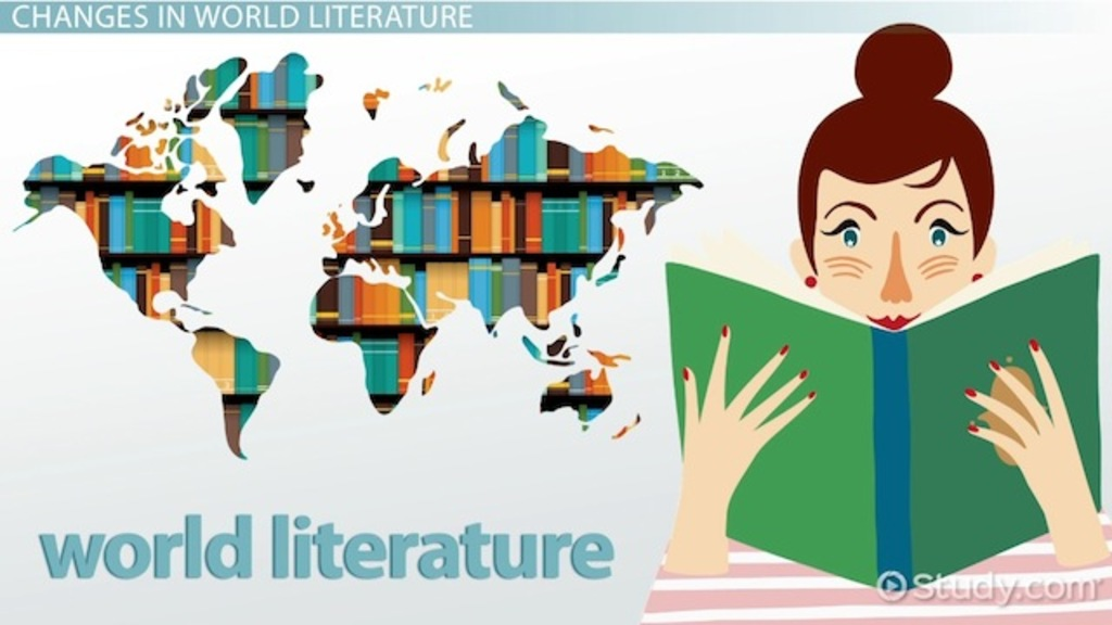 World Literature Written Pre Modernity Influences Traits