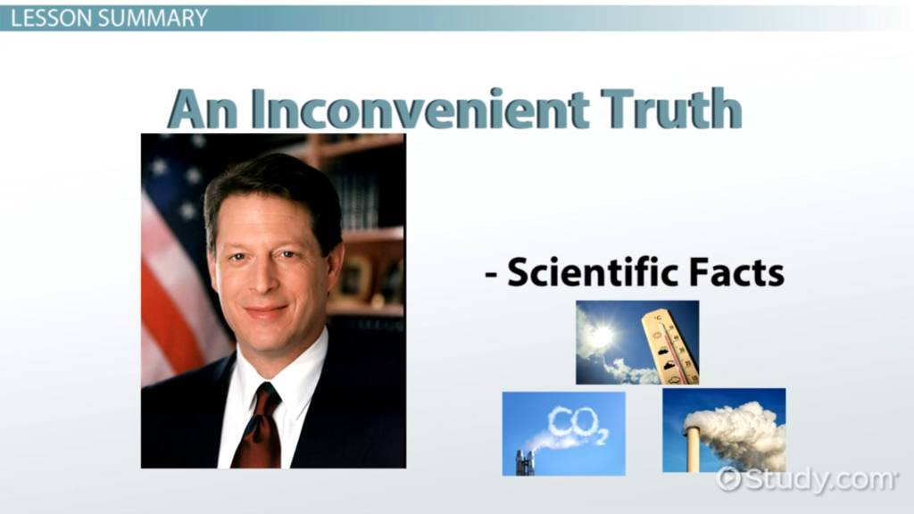 An inconvenient truth analysis