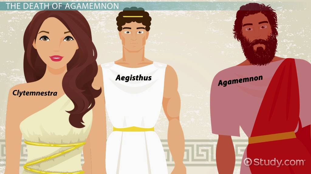 analysis of agamemnon The oresteia is the only surviving trilogy of ancient greek tragedy the trilogy was written by aeschylus, and it was first performed in 458 bc during the fe.