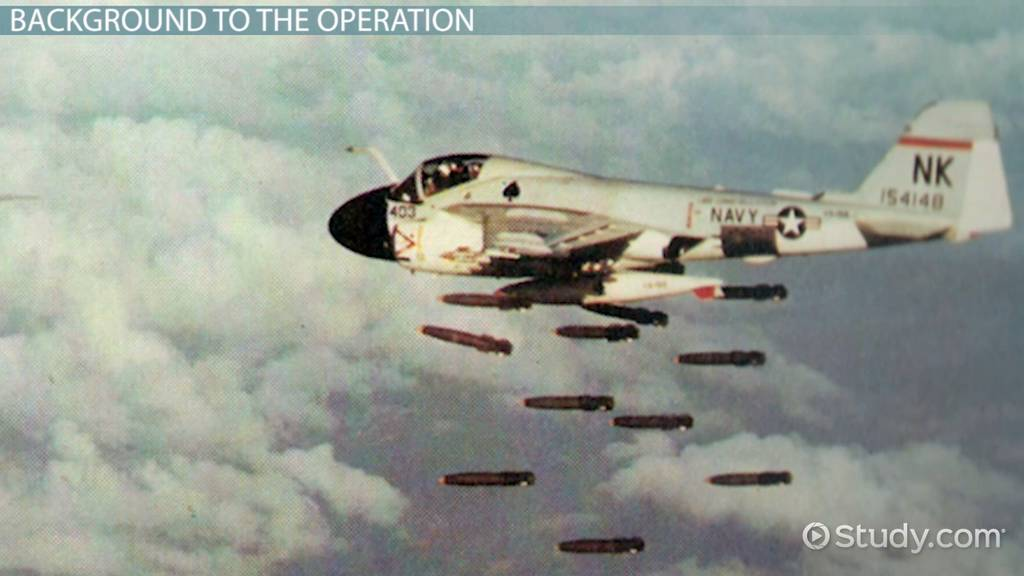 operation rolling thunder  facts  u0026 summary